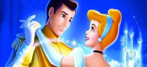 Image result for prince charming and cinderella