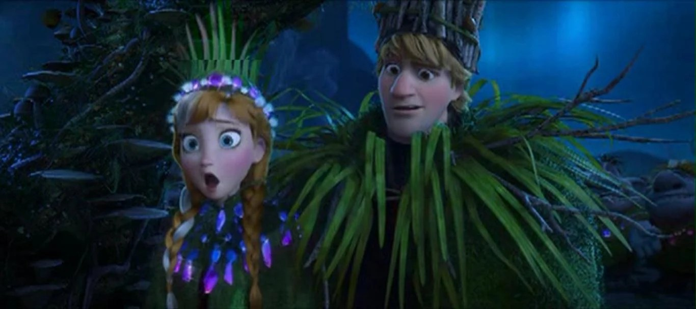 Once Upon A Time Casts Anna And Kristoff From Frozen The Mary Sue