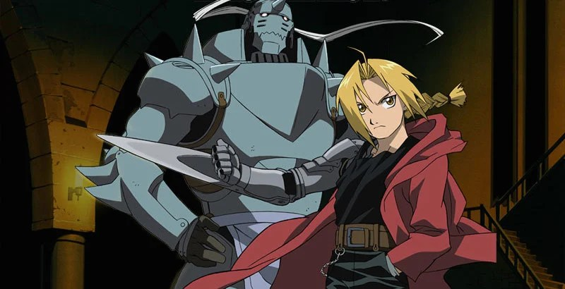 Image result for fullmetal alchemist anime