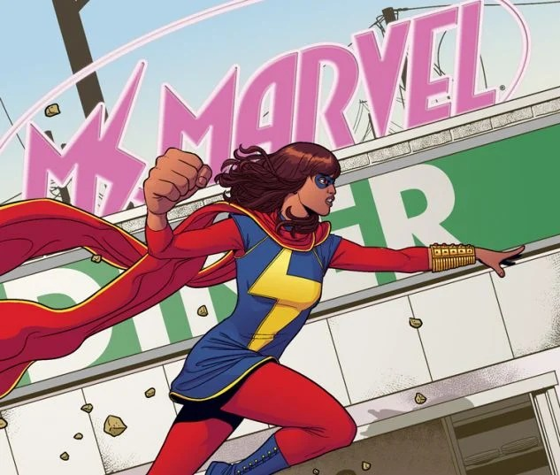 Image result for ms marvel kamala khan