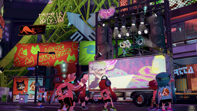 Review Nintendos Splatoon Is The Best Kind Of Mess The