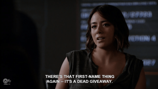 Agents of SHIELD Devils You Know
