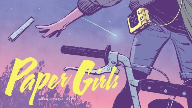 Why It's Time to Add Paper Girls to Your Pull List   The Mary Sue