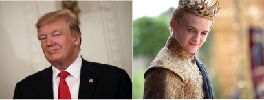 The Trump Administration and Their Game of Thrones Counterparts