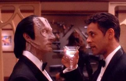 Garak & Bashir: Star Trek: Deep Space Nine Ship That Almost Was ...