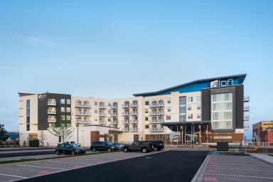 Aloft Hotel - Ocean City, MD