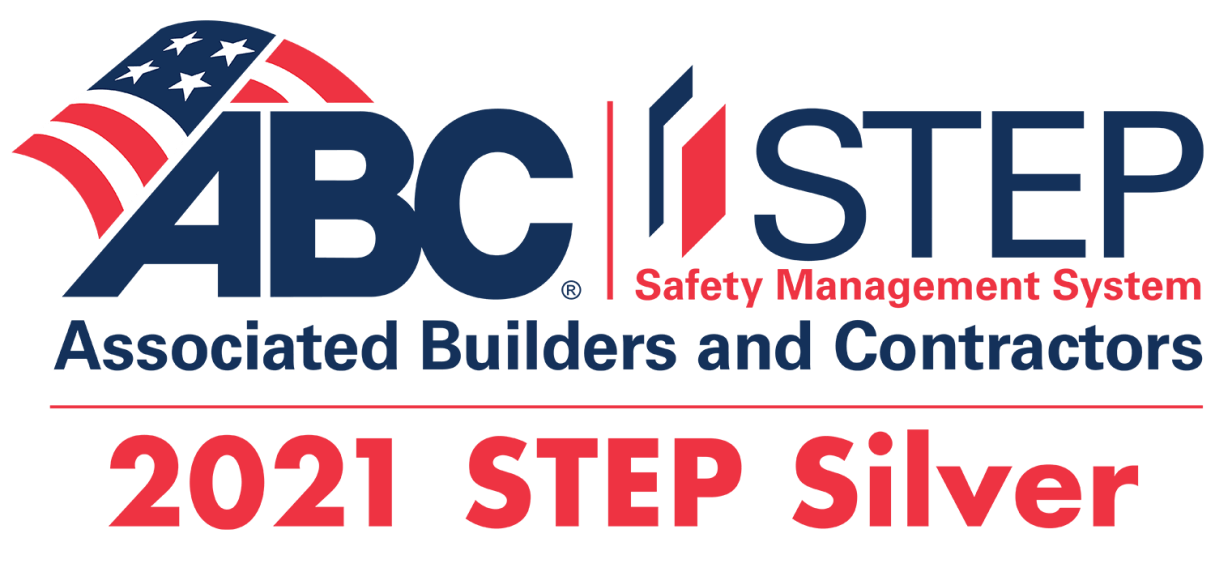 Associated Builders and Contractors - 2021 Silver Step Award