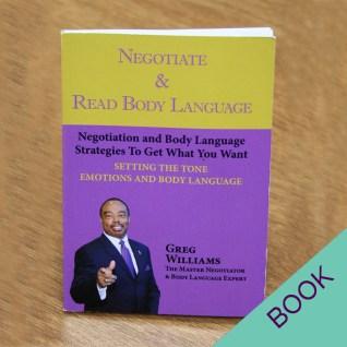 Negotiate and Read Body Language (MiniBük)