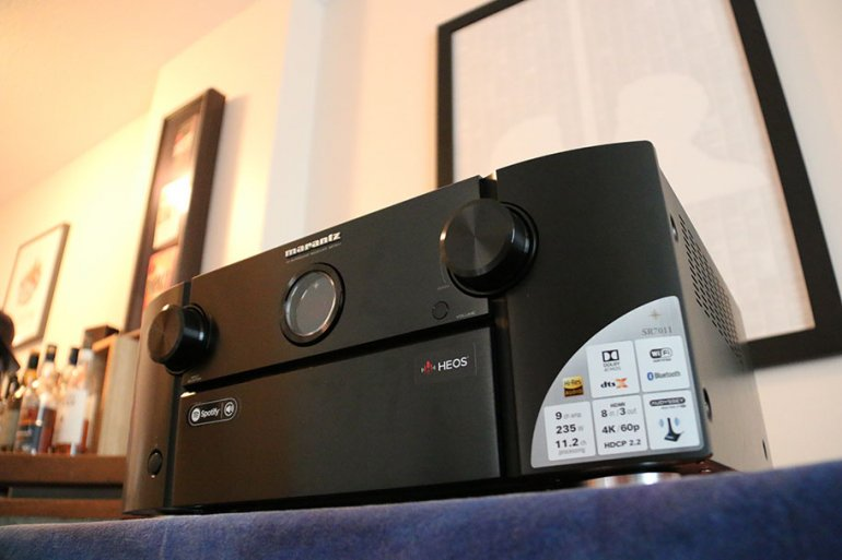 Marantz SR7012 | The Master Switch