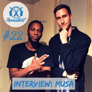 Musa BSMG Interview mit Tobias Wilinski von ThemaTakt