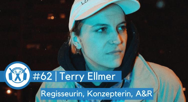 Regisseurin Terry Ellmer im ThemaTakt-Podcast über das Musikbusiness.