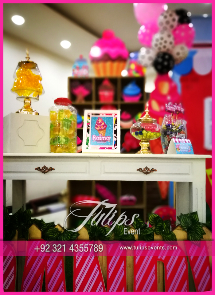 Candy Shoppe Birthday Party Ideas Tulips Events In Pakistan 55