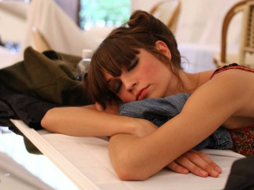 Sleep can have a direct effect on your day to day productivity.