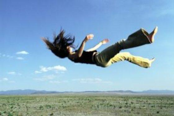 hypnic jerk falling