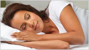 sleeping well on simmons