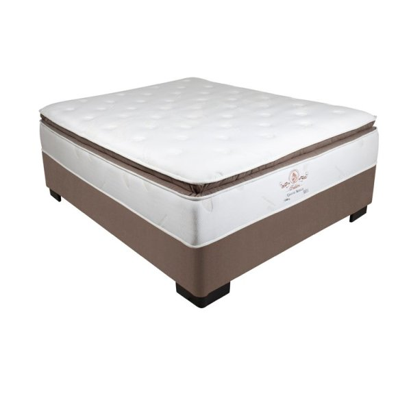 Fabbro Grand Royale Twin Pocket - Double Bed