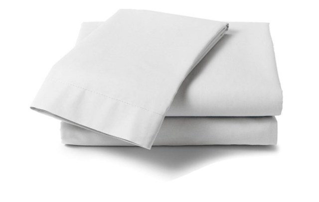 Poly Cotton 250 Thread Count Fitted Sheet - King XL