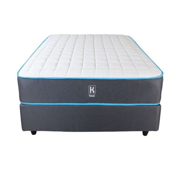 Kooi Superior Pocket Plush - Queen Bed