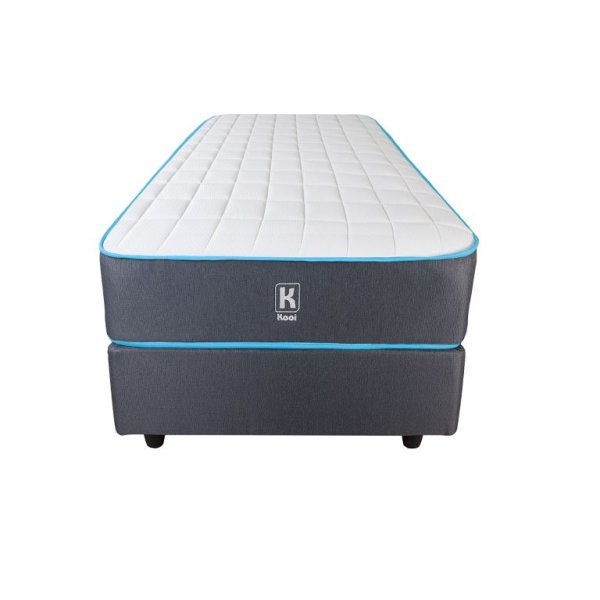 Kooi Superior Pocket Plush - Single Bed