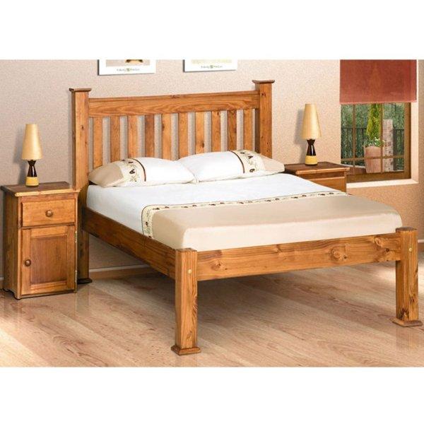 Nottingham Bed (Oregon) - Double Bed