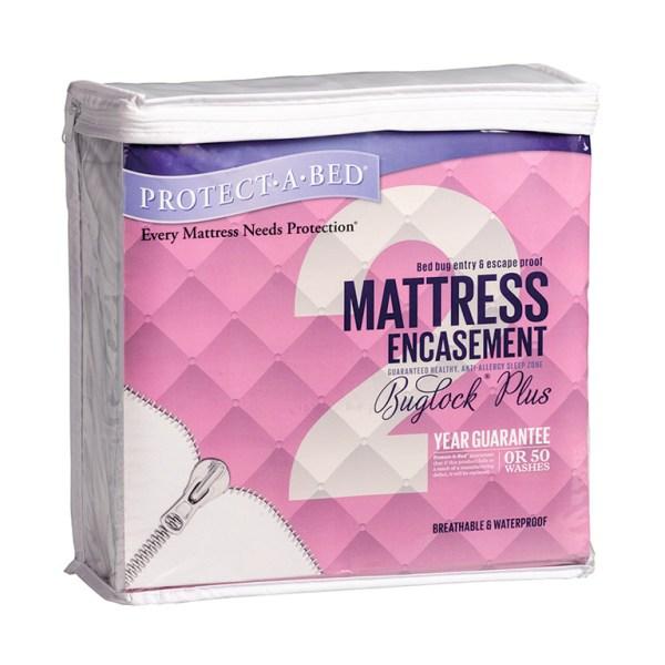 Protect·A·Bed Mattress Encasement (25-28cm) - Three Quarter XL