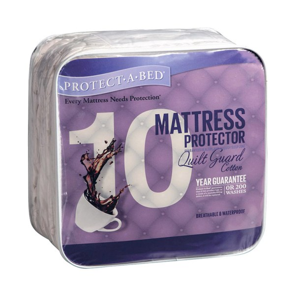 Protect·A·Bed Quilt Guard Mattress Protector - Double XL