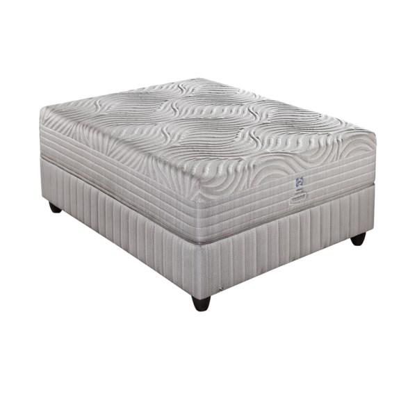 Sealy Hybrid Sage Plush Bed