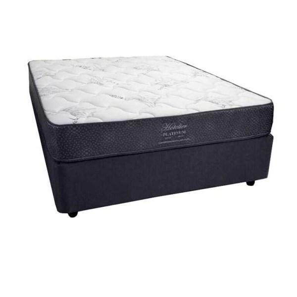 Universe Bedding Hotelier Platinum - Three Quarter Bed