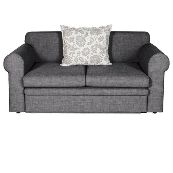 Zazzi Double Sleeper Couch (Dark Grey)