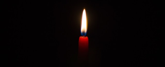 When loadshedding kicks in, light a candle.