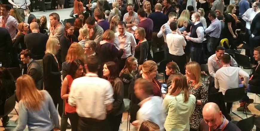 Corporate Events using improvisation