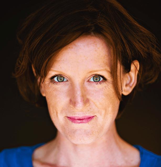 Headshot of The Maydays Liz Peters