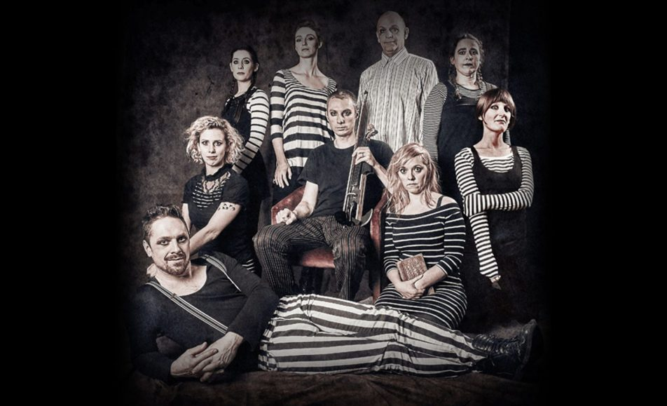 Happily Never After @ Impro Amsterdam 2020