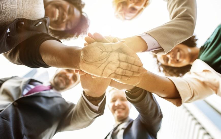 Business improv - building relationships