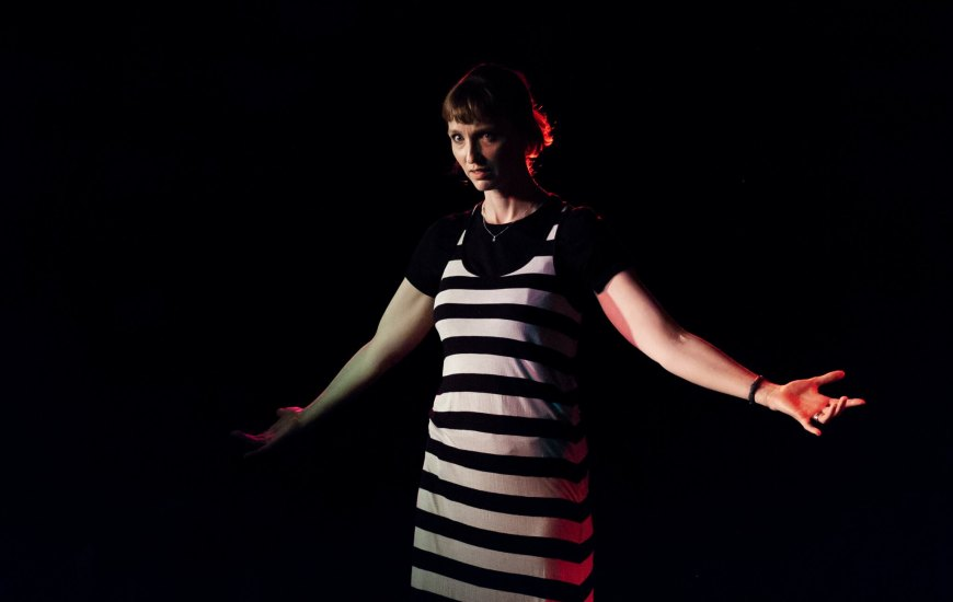 Silence in Improv: Interview with Rebecca MacMillan