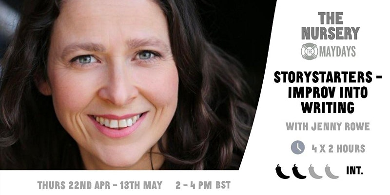 Online Improv Super-Elective: Storystarters - Improv into writing
