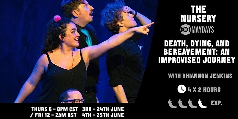 Online Super-Elective: Death, Dying, & Bereavement - An Improvised Journey