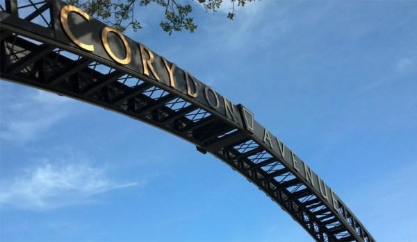 Corydon Avenue Gateway