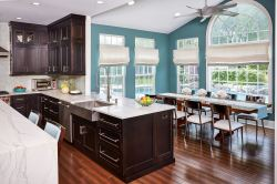 Designer Dining Space