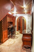 Wine Cellar Interior Design