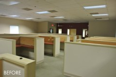Cubicles Before
