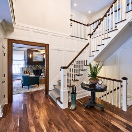 Designer Entryway - McMullin Design Group