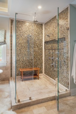 Giant and beautiful shower