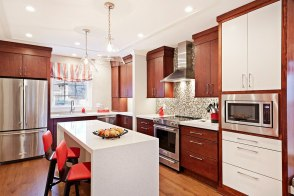Kitchen Design - McMullin Design Group
