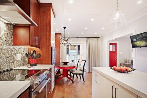 Aging in Place Kitchen Design - McMullin Design Group