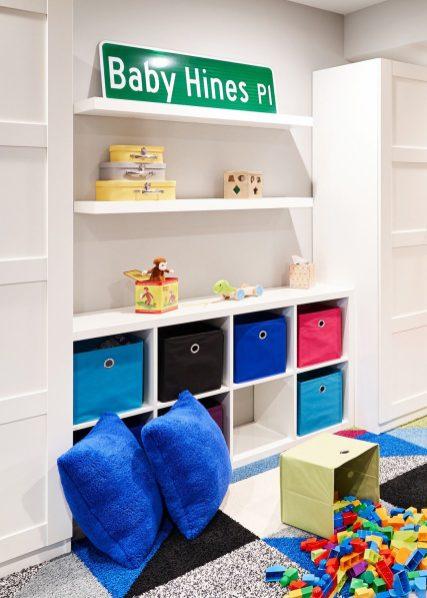 designer play room