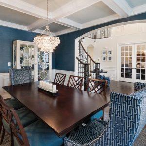 Custom Designed Dining Room