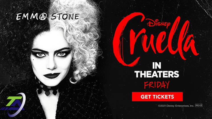 How to watch Cruella – Stream Full Movie 2021 From US and UK