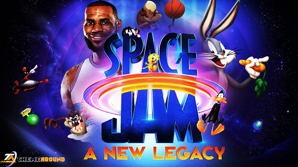 How To Watch  Space Jam: A New Legacy [2021] Stream Online At Home Free