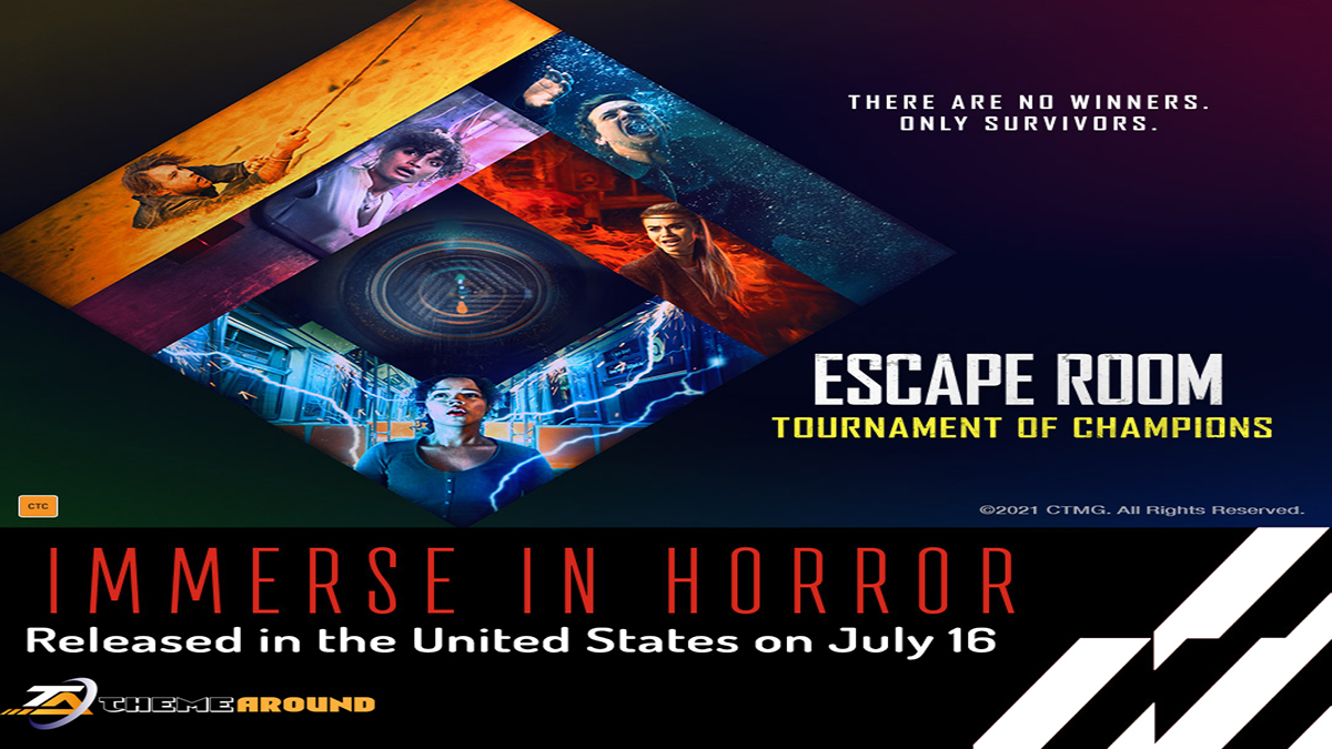 Escape Room 2: Tournament Of Champions 2021   How To Watch Free Release Date, Cast, Tralier Plot & Everything We Know